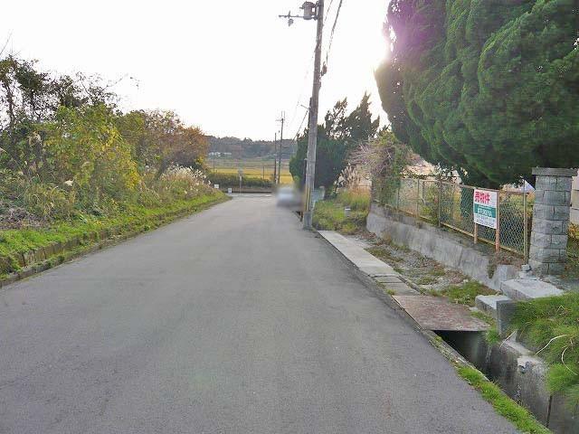 滋賀県蒲生郡-中古戸建て-小道