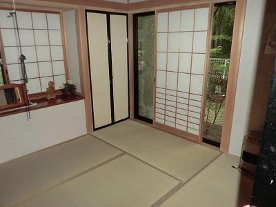 栃木県那須郡-中古戸建て-和室
