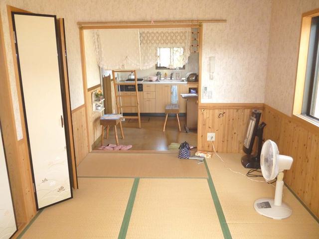 奈良県宇陀市-中古戸建て-室内