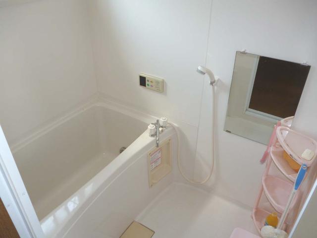 奈良県宇陀市-中古戸建て-お風呂