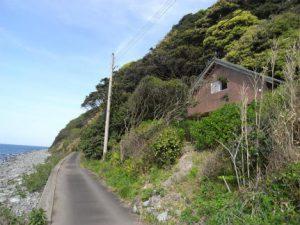 海の見える一軒家。海の音で目覚める生活はいかが?480万円(京都)