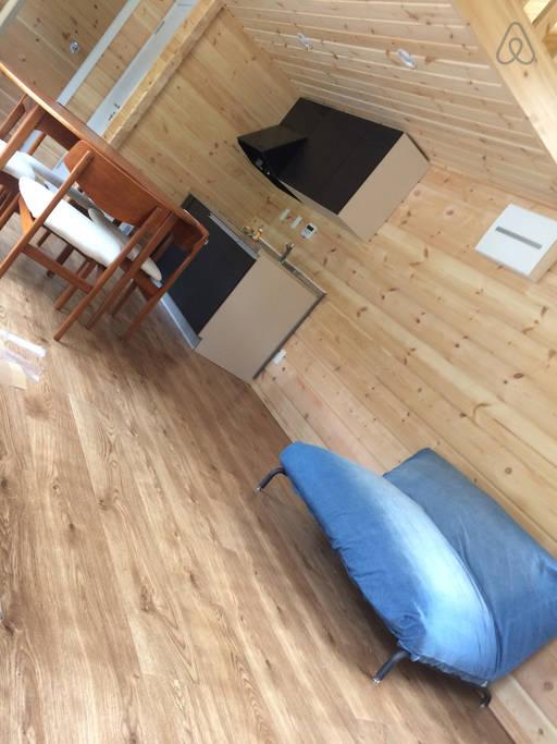 千葉県富津市-Airbnb-室内