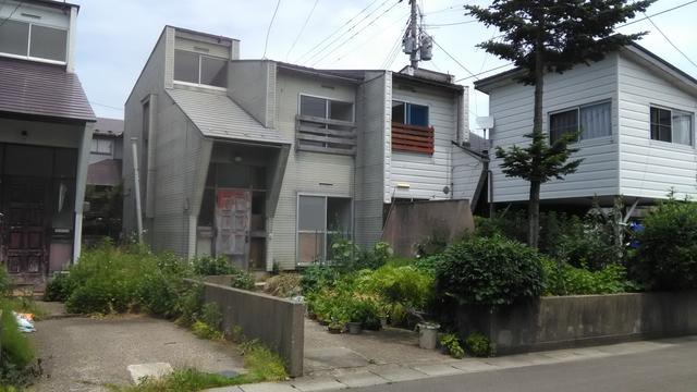 秋田県秋田市-中古戸建て-外観