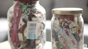 「1年間で出たゴミは瓶ひとつ分」ごみゼロ生活に挑戦する家族