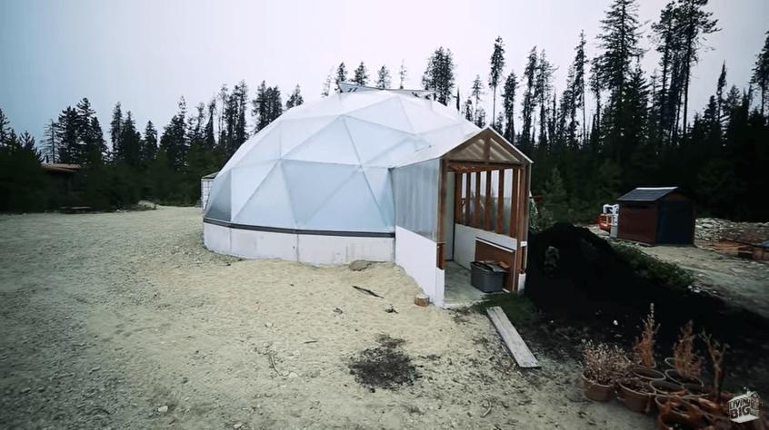 グリーンハウスドーム