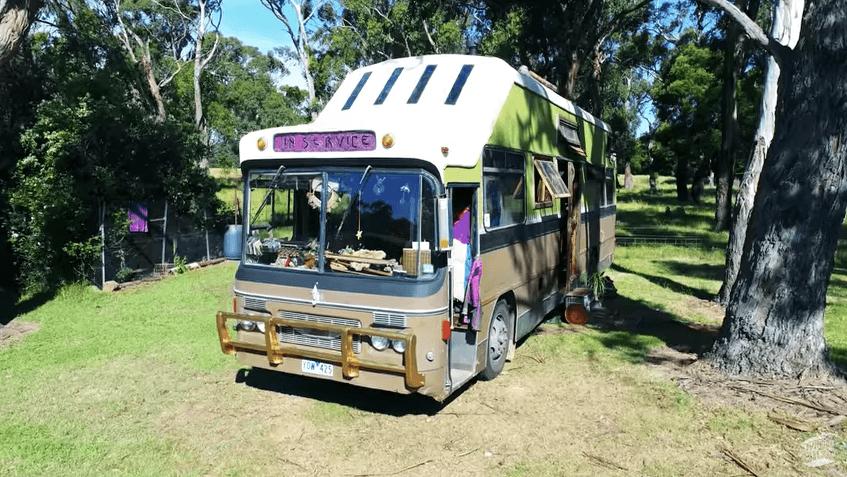 タイニーハウスバス