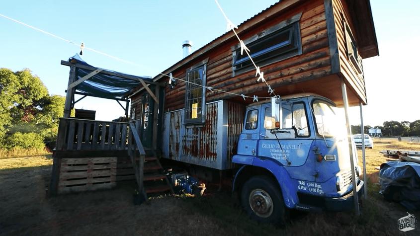 DITYタイニーハウストラック