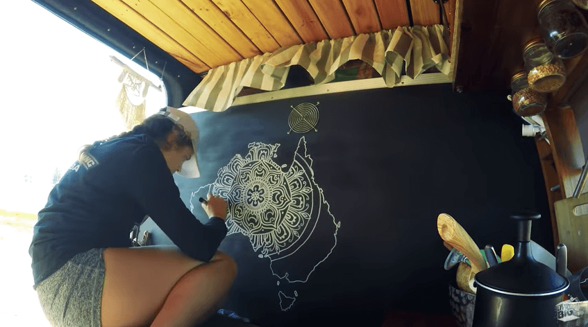 旅をしながらアーティストとして稼ぐ
