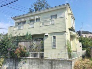 日当たりのいい、洗濯物を干したくなる家。450万円(埼玉)