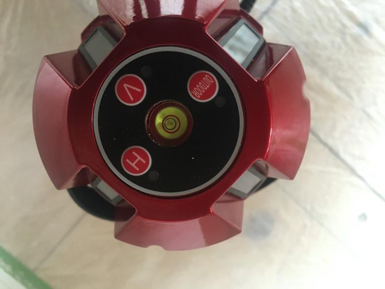 Firecore 5ライン レーザー墨出し器