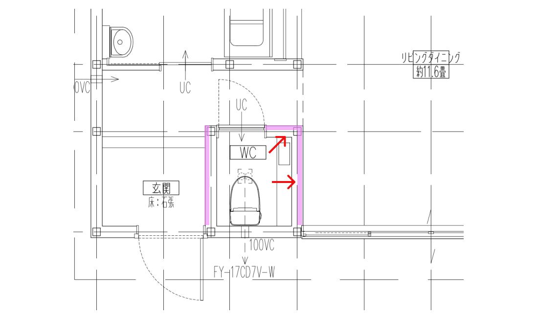 トイレの防音の自作