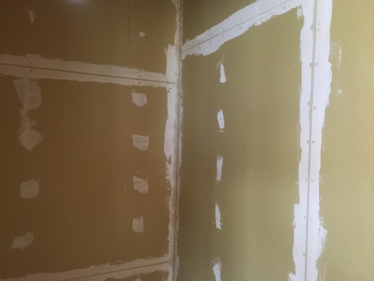 石膏ボード下塗り用パテ